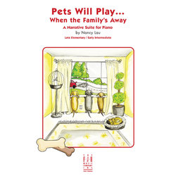 Pets Will Play... When the Family's Away