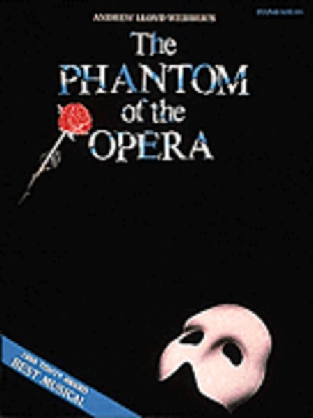 View larger image of Phantom of The Opera - Selections, Score & Parts, Grade 4-5