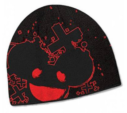 View larger image of Philcos Deadmau5 Red Mouse Logo Beanie