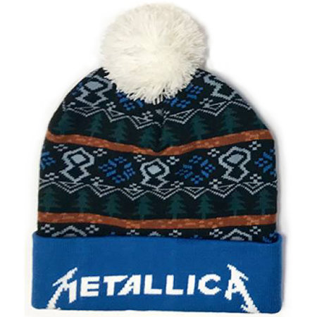 View larger image of Philcos Metallica Beanie