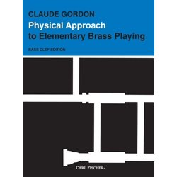 Physical Approach to Elementary Brass Playing - Bass Clef Edition
