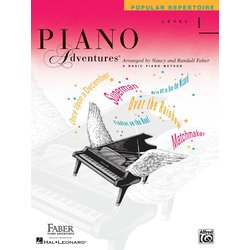 Piano Adventures Level 1 - Popular Repertoire
