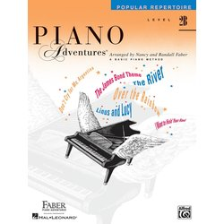 Piano Adventures Level 2B - Popular Repertoire