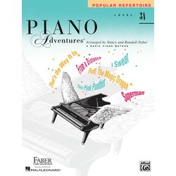 Piano Adventures Level 3A - Popular Repertoire