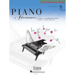 Piano Adventures Level 2A – Performance Book – 2nd Edition