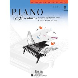 Piano Adventures Level 2A – Technique & Artistry Book – 2nd Edition