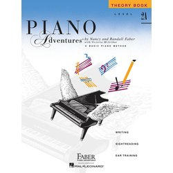 Piano Adventures Level 2A – Theory Book – 2nd Edition