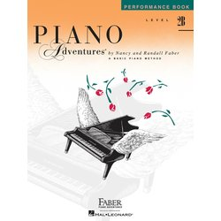 Piano Adventures Level 2B – Performance Book – 2nd Edition