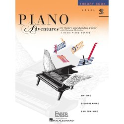 Piano Adventures Level 2B – Theory Book – 2nd Edition