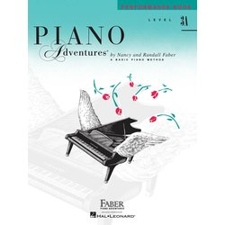 Piano Adventures Level 3A – Performance Book – 2nd Edition