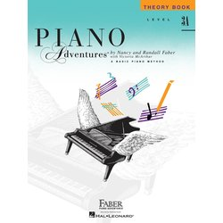 Piano Adventures Level 3A – Theory Book – 2nd Edition