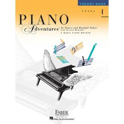 Piano Adventures Level 4 – Theory Book