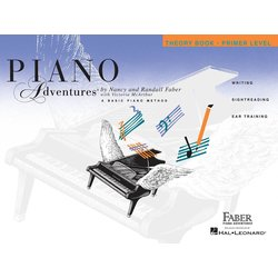 Piano Adventures Primer Level – Theory Book – 2nd Edition
