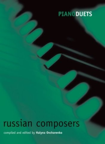 View larger image of Piano Duets: Russian Composers