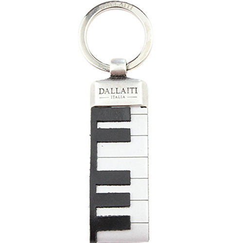 View larger image of Piano Leather Keychain