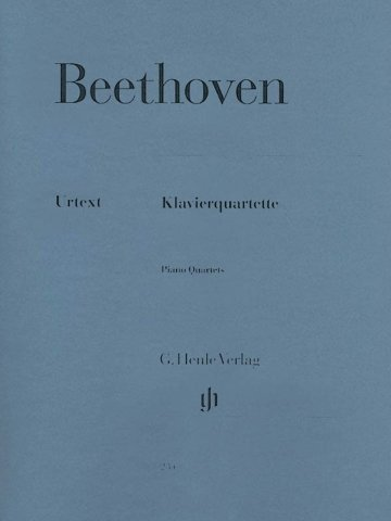 View larger image of Piano Quartets (Beethoven)