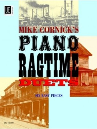 View larger image of Piano Ragtime Duets (1P4H)