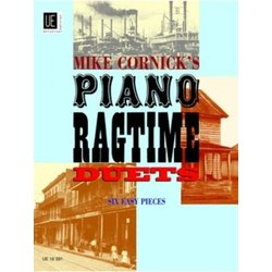 Piano Ragtime Duets (1P4H)