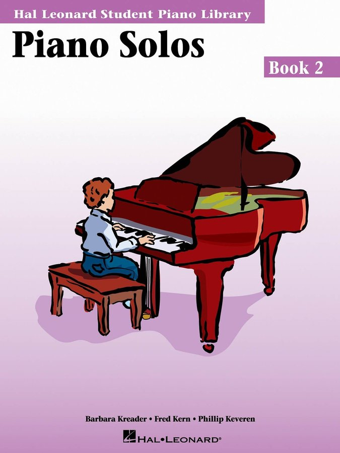 View larger image of Piano Solos Book 2