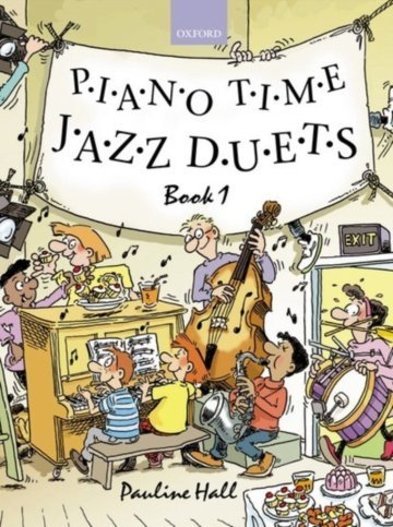 View larger image of Piano Time Jazz Duets 1 (1P4H)