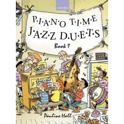 Piano Time Jazz Duets 1 (1P4H)