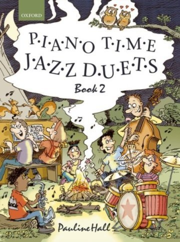 View larger image of Piano Time Jazz Duets 2 (1P4H)