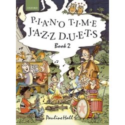 Piano Time Jazz Duets 2 (1P4H)