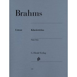 Piano Trios (Brahms) - National Federation of Music Clubs 2014-2016 Selection