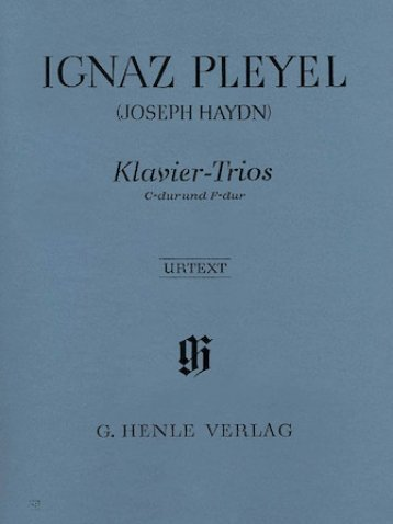 View larger image of Piano Trios (Pleyel)