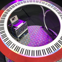 PianoArc Brock360 Circular Keyboard