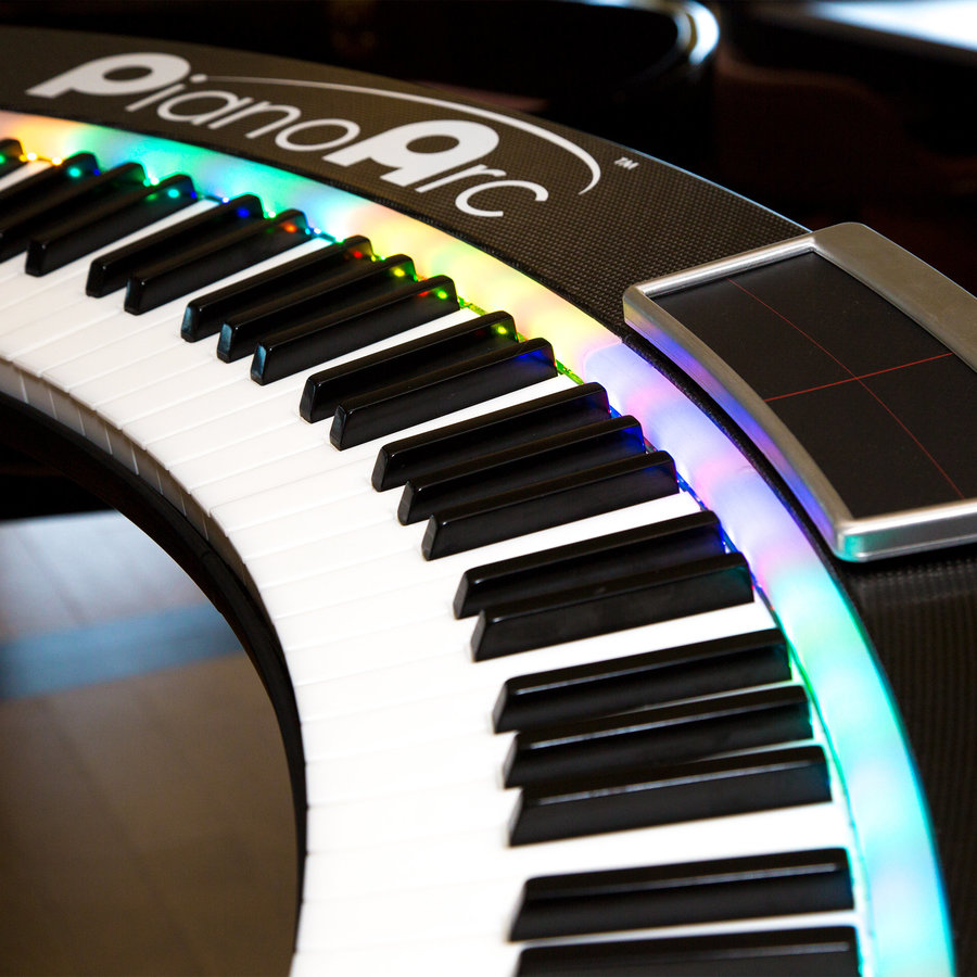 View larger image of PianoArc Dual Wing Keyboard