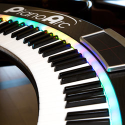 PianoArc Dual Wing Keyboard