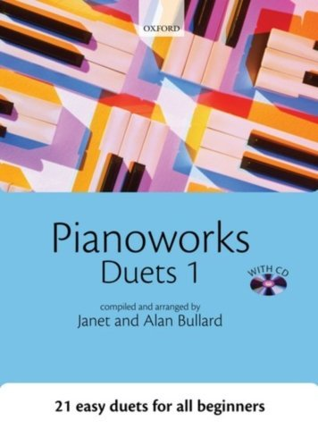 View larger image of Pianoworks Duets 1 w/CD (1P4H)