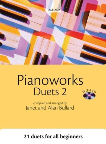 View larger image of Pianoworks Duets 2 w/CD (1P4H)