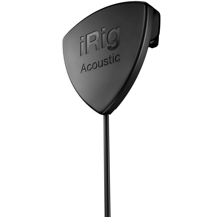 View larger image of IK Multimedia iRig Acoustic Stage Microphone Pickup System