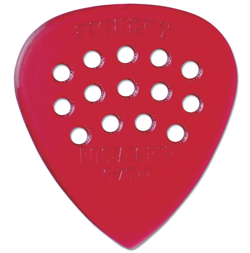 View larger image of Pickboy PB36P07 Polycarbonate Pos A Grip Guitar Picks - 0.70mm, 10 Pack