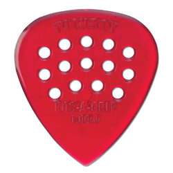 Pickboy PB36P100 Polycarbonate Pos A Grip Guitar Picks - 1.00mm, 10 Pack