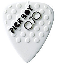 View larger image of Pickboy PBCERP07 Pro Pick Ceramic Guitar Picks - 0.70mm, 10 Pack