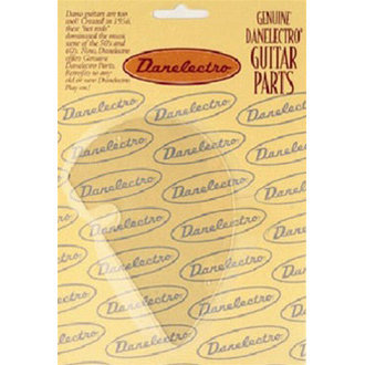 View larger image of Pickguard for Danelectro Bass - Clear