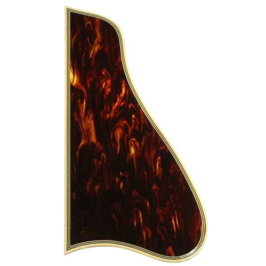 View larger image of Pickguard for Gibson L-5 - Bound Tortoise