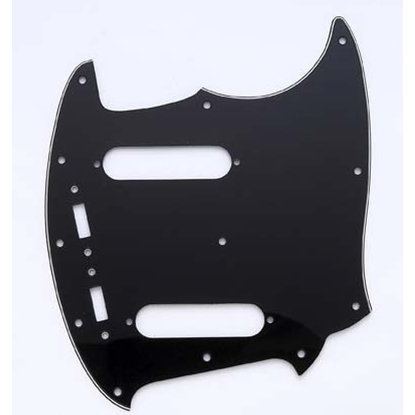View larger image of Pickguard for Mustang - Black