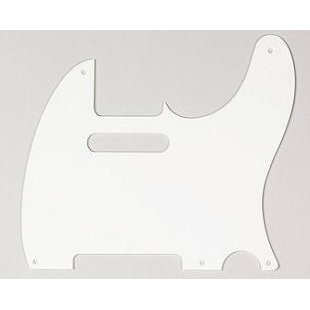 View larger image of Pickguard for Telecaster - Parchment