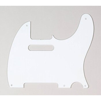 View larger image of Pickguard for Telecaster - White