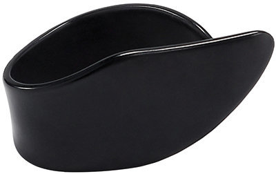 View larger image of Planet Waves National Thumb Picks - Large, Black Celluloid, 4 Pack