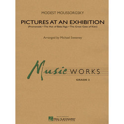 Pictures at an Exhibition - Score & Parts, Grade 2