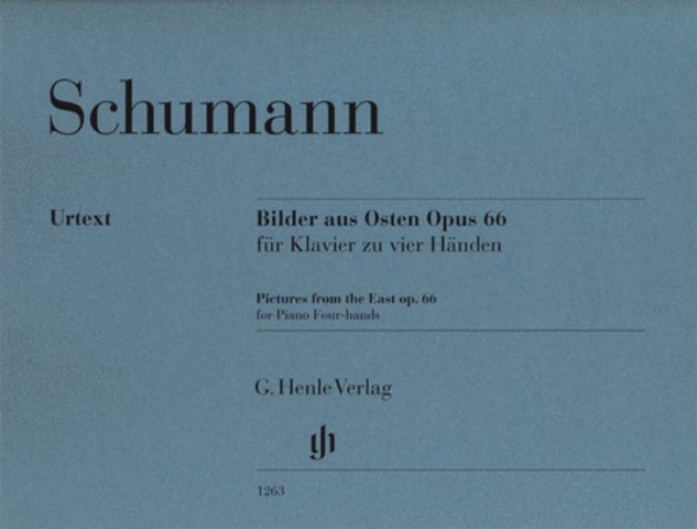 View larger image of Pictures From The East Op.66 (Schumann) (1P4H)