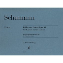 Pictures From The East Op.66 (Schumann) (1P4H)