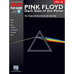 Pink Floyd – Dark Side of the Moon - Bass Play-Along Volume 23 w/Online Audio