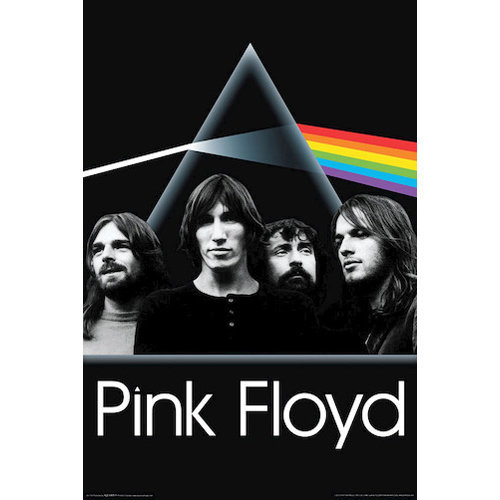 View larger image of Pink Floyd Dark Side of the Moon Group Poster