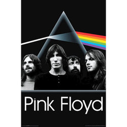 Pink Floyd Dark Side of the Moon Group Poster